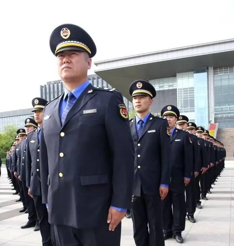 广西综合执法服装