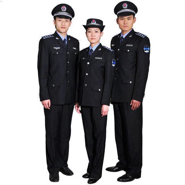 吴兴城管制服